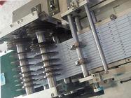 China Speed Adjustable Black PCB Cutting Machine with Facilitate Adjustment Knob company