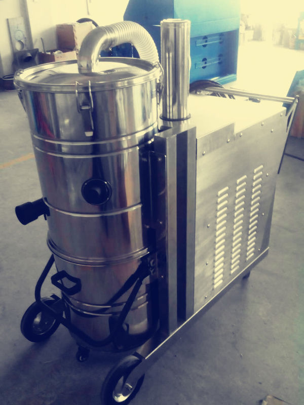 Stainless Steel Wet Dry Compressed Air Vacuum Cleaner