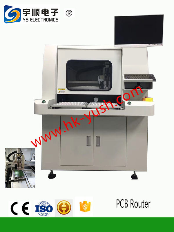 Laser PCB Depaneling Router PCB Depanelizer CNC Automatic PCB Separation