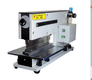 Pneumatic guillotine PCBA /FR4 PCB Depaneling / Depaneler, V-CUT MC PCB Separtor / PCB Cutter YSVC-2